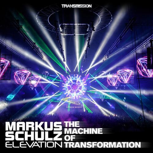 Album Art - The Machine Of Transformation (Transmission 2013 Theme)