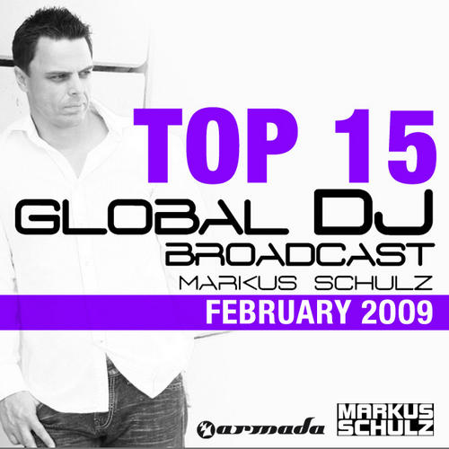 Album Art - Global DJ Broadcast Top 15 - February 2009