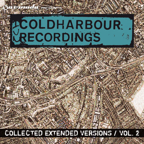 Album Art - Coldharbour Collected Extended Versions Volume 2
