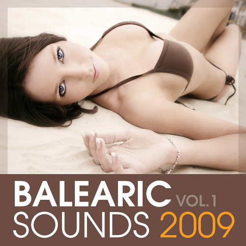 Album Art - Balearic Sounds 2009 Volume 1