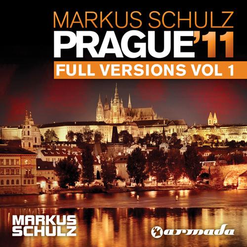 Album Art - Prague '11 - Full Versions Volume 1