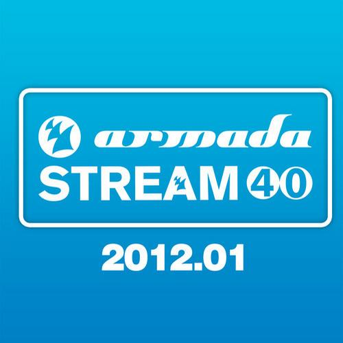 Album Art - Armada Stream 40 - 2012.01