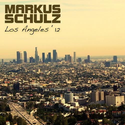 Album Art - Los Angeles '12