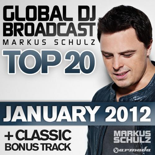 Album Art - Global DJ Broadcast Top 20 - January 2012 - Including Classic Bonus Track
