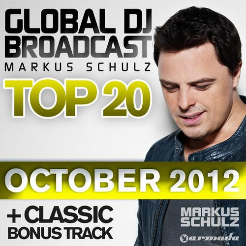 Album Art - Global DJ Broadcast Top 20 - October 2012 - Including Classic Bonus Track