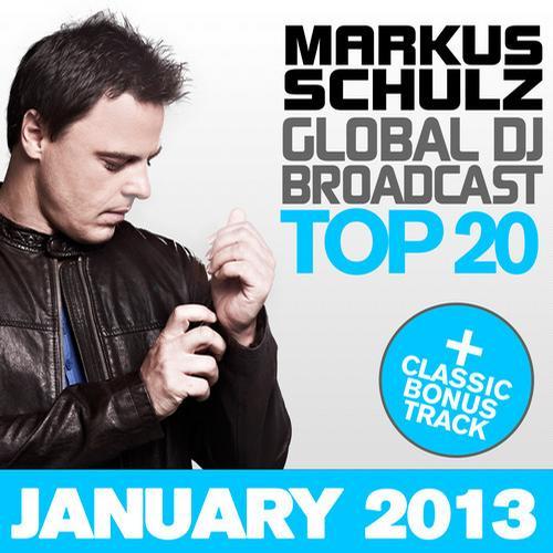 Album Art - Global DJ Broadcast Top 20 - January 2013 - Including Classic Bonus Track