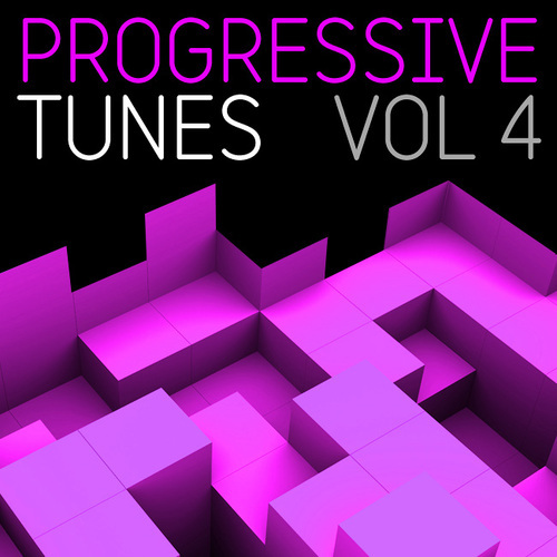 Album Art - Progressive Tunes Volume 4
