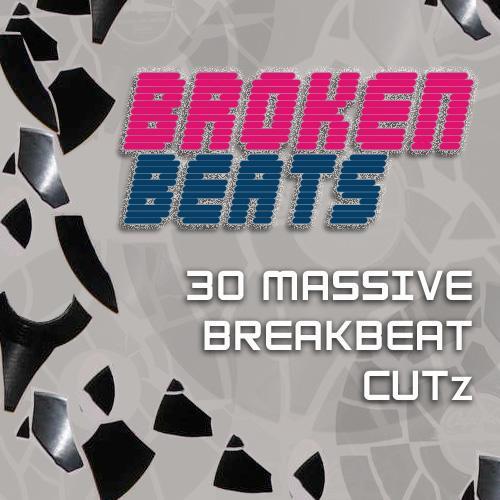 Album Art - Broken Beats