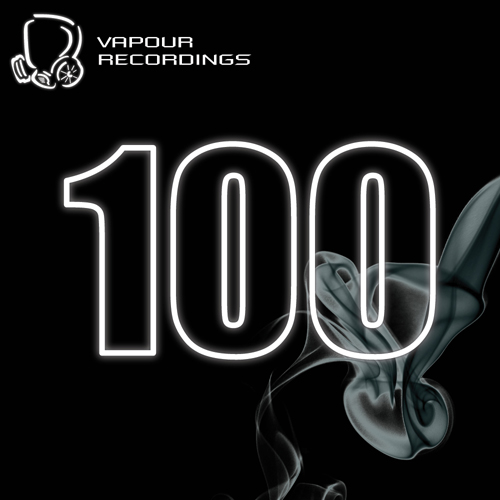 Album Art - Vapour Recordings 100th Release