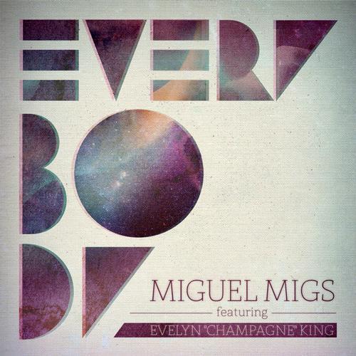 Album Art - Everybody feat. Evelyn