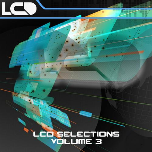 Album Art - LCD Selections - Volume 3