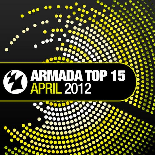 Album Art - Armada Top 15 - April 2012