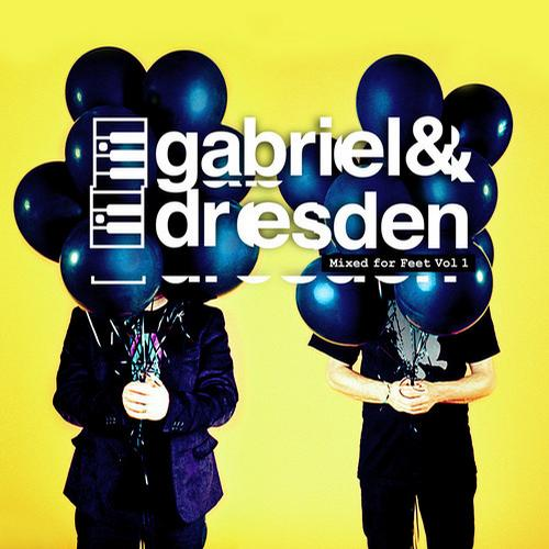 Album Art - Mixed For Feet Volume 1 - Mixed By Gabriel & Dresden
