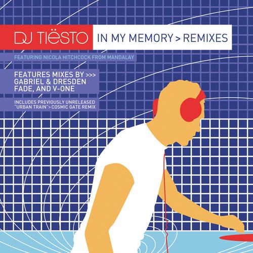 Album Art - In My Memory Remixes EP