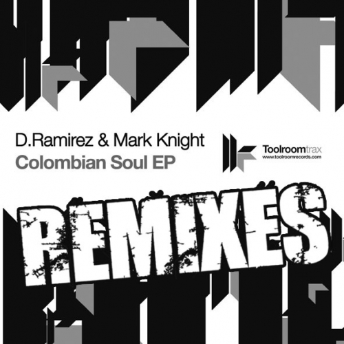 Album Art - Colombian Soul EP (Remixes)