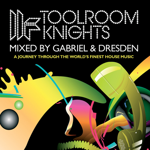 Album Art - Toolroom Knights  (Mixed By Gabriel & Dresden)