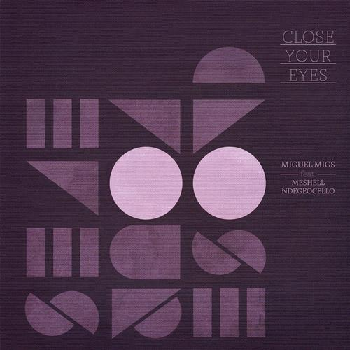 Album Art - Close Your Eyes