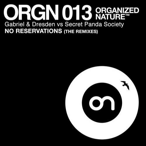 Album Art - No Reservations - The Remixes