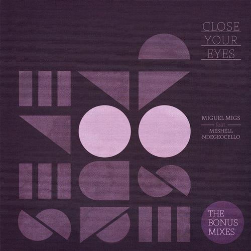 Album Art - Close Your Eyes (The Bonus Mixes)