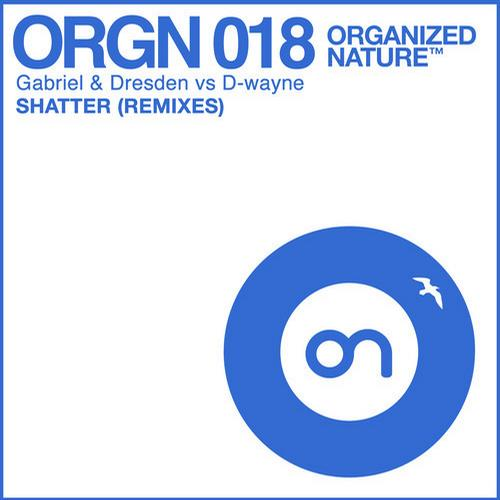 Album Art - Shatter - Remixes