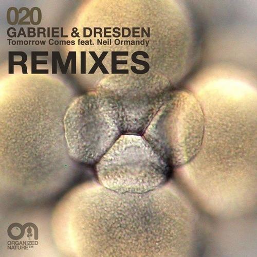 Album Art - Tomorrow Comes - Remixes
