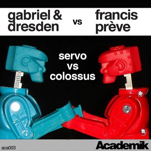 Album Art - Servo Vs Colossus