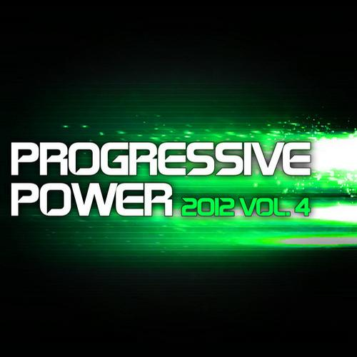Album Art - Progressive Power 2012, Vol. 4