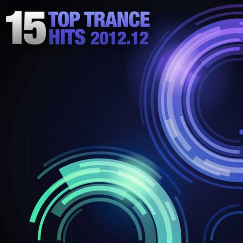 Album Art - 15 Top Trance Hits 2012-12