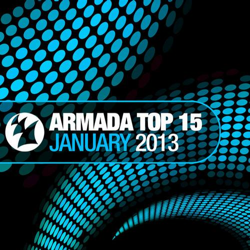Album Art - Armada Top 15 - January 2013