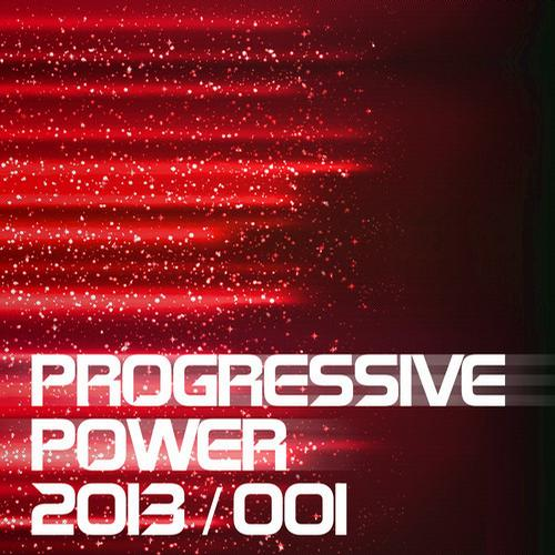 Album Art - Progressive Power 2013 / 001