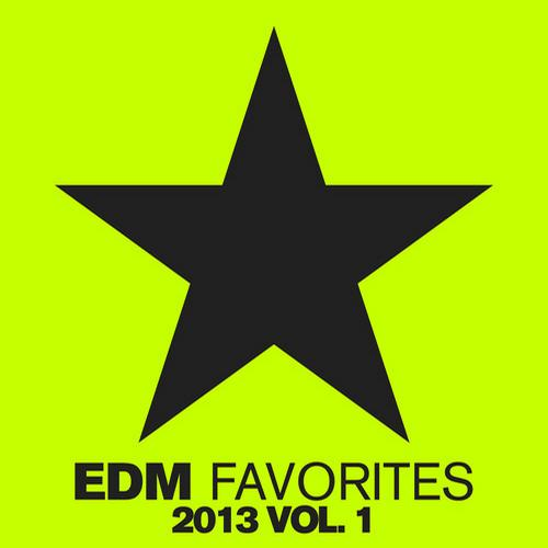 Album Art - EDM Favorites 2013, Vol. 1
