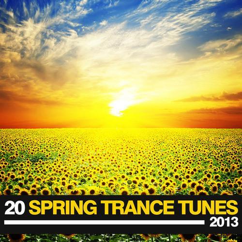 Album Art - 20 Spring Trance Tunes 2013