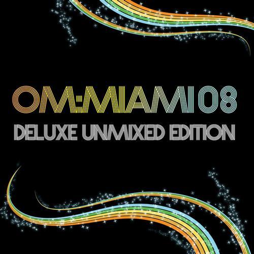 Album Art - Om Miami 2008