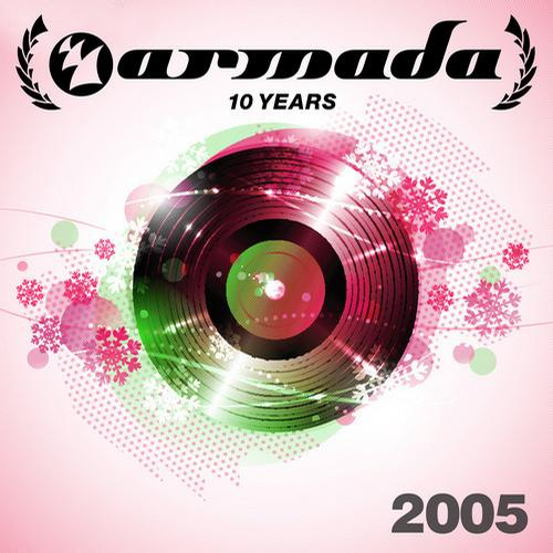 Album Art - 10 Years Armada: 2005