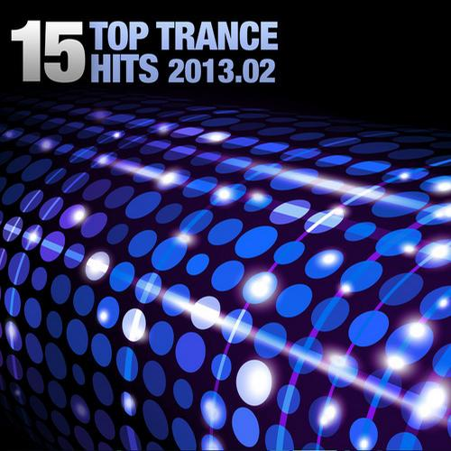 Album Art - 15 Top Trance Hits 2013.02