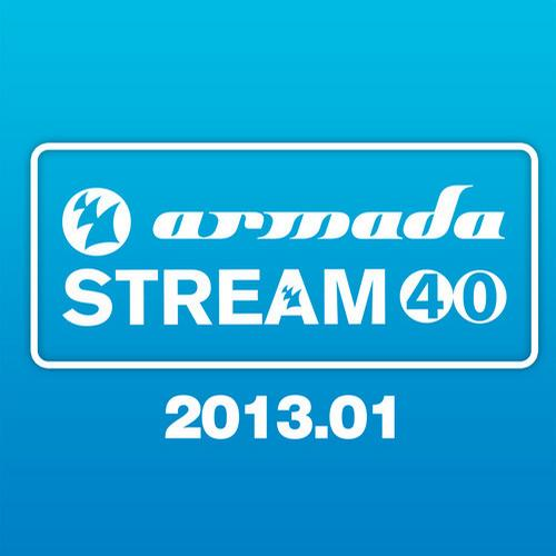 Album Art - Armada Stream 40 - 2013.01