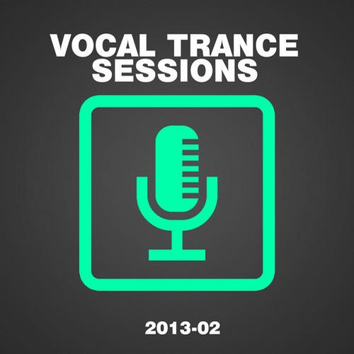 Album Art - Vocal Trance Sessions 2013-02