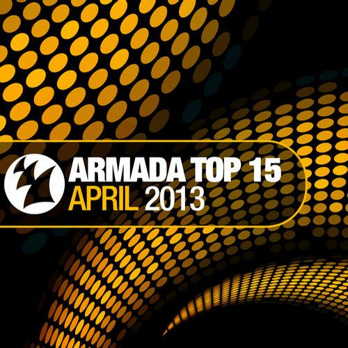 Album Art - Armada Top 15 - April 2013
