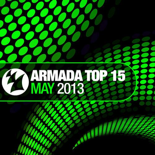 Album Art - Armada Top 15 - May 2013