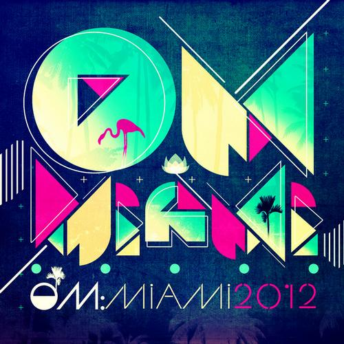 Album Art - Om: Miami 2012