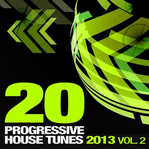 Album Art - 20 Progressive House Tunes 2013, Vol. 2