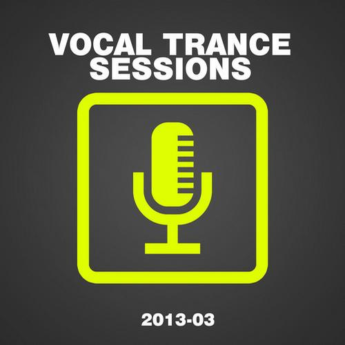 Album Art - Vocal Trance Sessions 2013-03