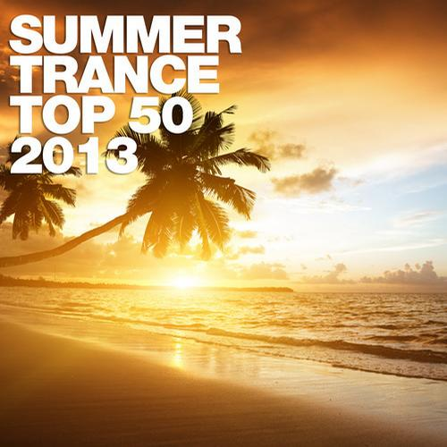 Album Art - Summer Trance Top 50 - 2013
