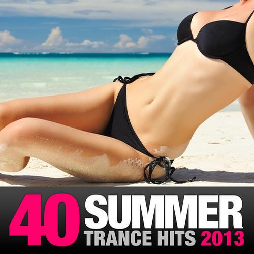Album Art - 40 Summer Trance Hits 2013