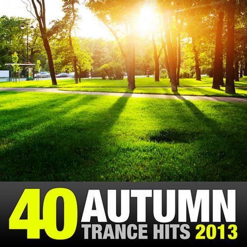 Album Art - 40 Autumn Trance Hits 2013