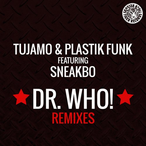 Album Art - Dr. Who! (Remixes)