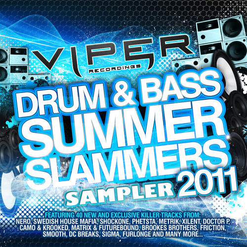 Album Art - Summer Slammers 2011 Sampler