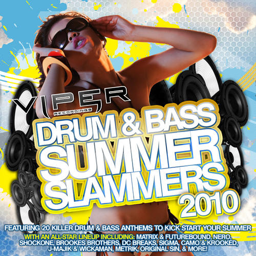 Album Art - Viper Presents DnB Summer Slammers 2010