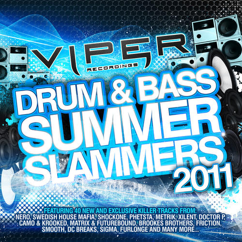 Album Art - Viper Recordings Summer Slammers 2011