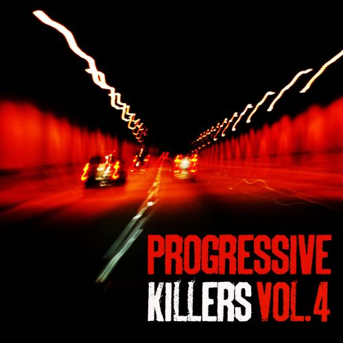 Album Art - Progressive Killers Volume 4